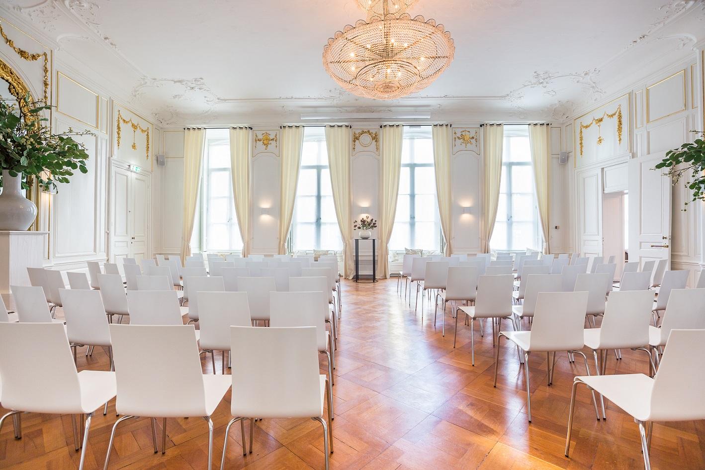 Het Spaansche Hof In Den Haag Kasteelfeesten